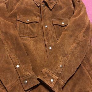 Brand New Suede Jacket